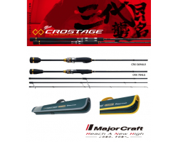 Major Craft Crostage Light Game CRX-S764UL