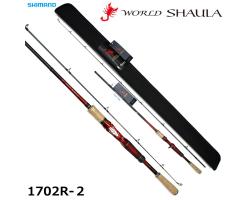 Shimano 19 World SHAULA 1702R-2