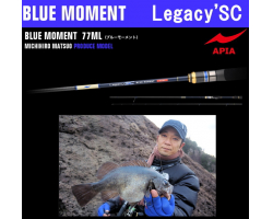 Apia Legacy'SC BLUE MOMENT 77ML