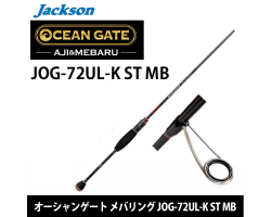 Jackson Ocean Gate Mebering JOG-72UL-K ST MB