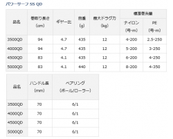 Daiwa 18 Power Surf SS 4000QD
