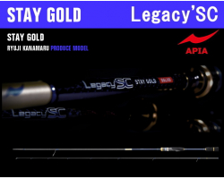 Apia Legacy'SC STAY GOLD 76LXS Solid