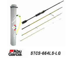 Abu Garcia Salty Style Colors STCS-664LS-LG