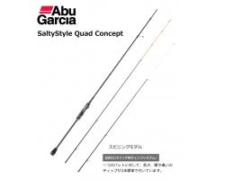 Abu Garcia Salty Style Quad Concept SSQS-632ULS/672LT-KR