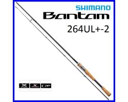 Shimano 19 Bantam 264UL+-2