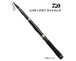 Daiwa 18 Liberty Club Light Pack