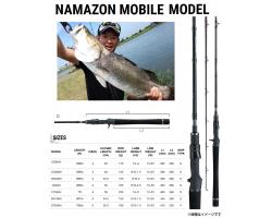 Tailwalk Namazon Mobile C704XH