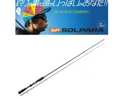 Major Craft 18 Solpara Light Rock SPX-T762L Tubular