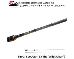 Abu Eradicator Baitfinesse Custom Air EBFC-610ULS-TZ