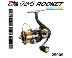 Abu Garcia 17 Revo Rocket 2500S