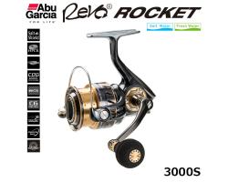 Abu Garcia 17 Revo Rocket 3000S