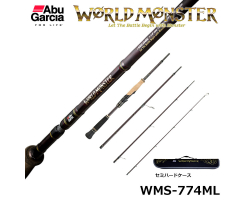 Abu Garcia World Monster WMS-774ML