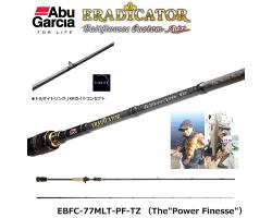 Abu Eradicator Baitfinesse Custom Air EBFC-77MLT-PF-TZ
