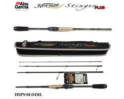 Abu Garcia Hornet Stinger Plus HSPS-6104ML