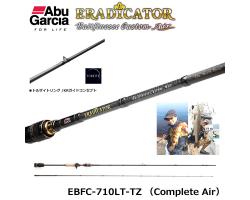 Abu Eradicator Baitfinesse Custom Air EBFC-710LT-TZ