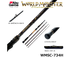 Abu Garcia World Monster WMSC-734H
