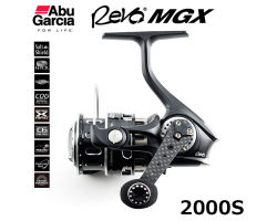 Abu Garcia 17 Revo MGX 2000S