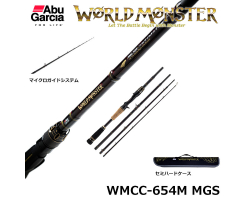 Abu Garcia World Monster WMCC-654M MGS