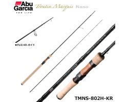 Abu Garcia TroutinMarquis Nano TMNS-802H-KR