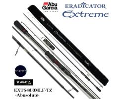 Abu Garcia Eradicator Extreme EXTS-810MLF-TZ Abusolute