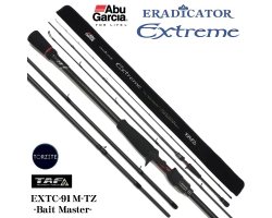 Abu Garcia Eradicator Extreme EXTC-91M-TZ Bait Master
