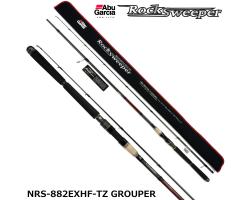 Abu Garcia Rocksweeper NRS-882EXHF-TZ Grouper