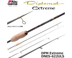 Abu Garcia Diplomat Extreme DNES-622ULS