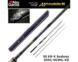 Abu Garcia SXSC 963ML-KR