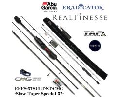 Abu Garcia Eradicator Realfinesse ERFS-57SULT-ST-CMG