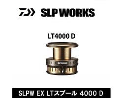 Шпуля Daiwa SLPW EX LT Spool 4000D