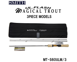 Smith Magical Trout S60ULM/3