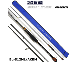 Smith Bay Liner AKBM BL-812ML/AKBM