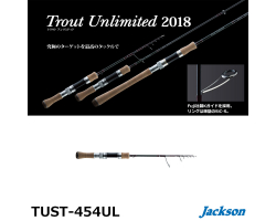 Jackson Trout Unlimited TUST-504UL