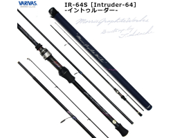 Varivas BASS IR-64S Intruder-64S