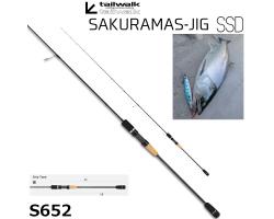 Tailwalk 20 SAKURAMAS JIG SSD S652