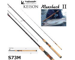 Tailwalk Keison Runsback II S73M