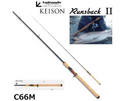 Tailwalk Keison Runsback II C66M
