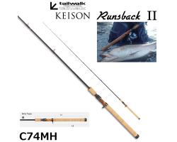 Tailwalk Keison Runsback II C74MH