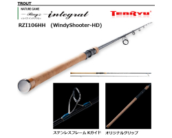 Tenryu Raise Integral RZI106HH (WindyShooter-HD)