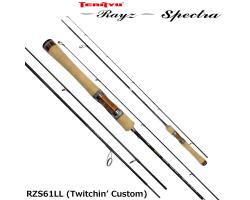 Tenryu Rayz Spectra RZS61LL Twitchin Custom