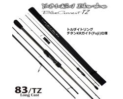Yamaga Blanks BlueCurrent 83/TZ LongCast