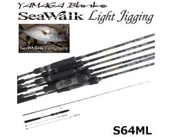Yamaga Blanks SeaWalk Light-Jigging 64ML