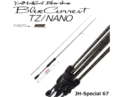 Yamaga Blanks Blue Current JH-Special 67/TZ NANO