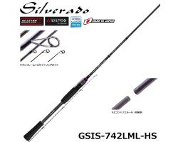 Graphiteleader 18 SILVERADO GSIS-742LML-HS