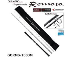Graphiteleader 19 Remoto GORMS-1003M
