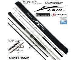 Graphiteleader 19 Vento GENTS-902M
