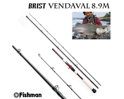 Fishman BRIST VENDAVAL 8.9M