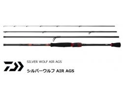 Daiwa 19 Silver Wolf AIR AGS 76ML-S-4