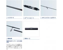 Shimano 19 Free Game XT S70ML