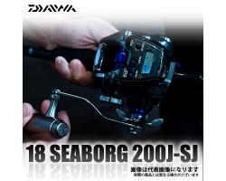 Daiwa 18 Seaborg 200J-SJ LEFT